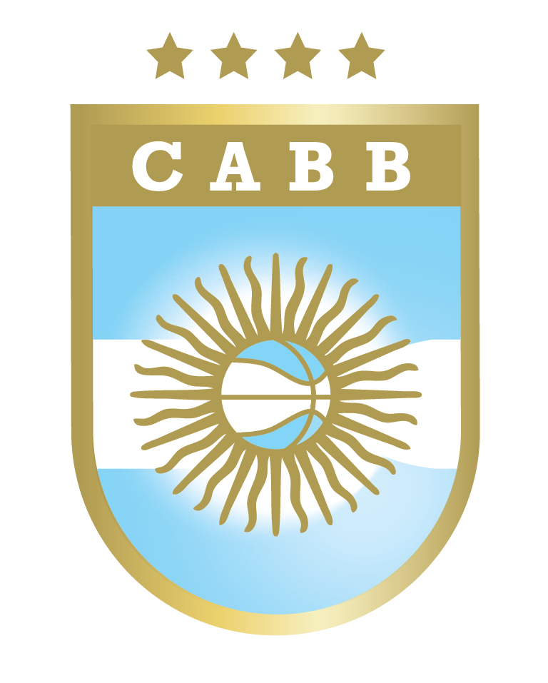 Logo de la Confederación Argentina de Basketball